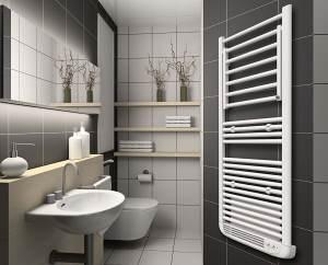 Radiateur sèche-serviette